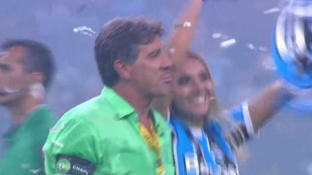 Nova denúncia envolvendo Carol Portaluppi revolta diretoria do Grêmio