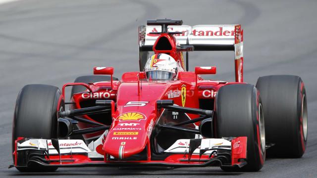 Ferrari lançará novo carro para Formula 1 em fevereiro