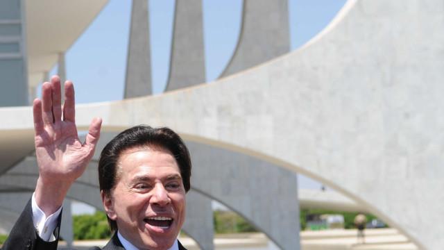 Silvio Santos pode se candidatar a  presidente em 2018, diz jornal