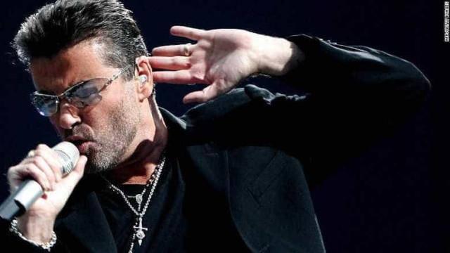 Reproduções de canções de George Michael aumentam 3.158%