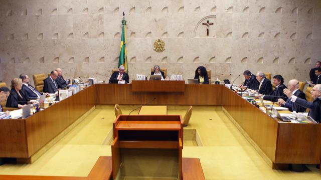 STF encerra sessão sem julgar processo da terceirização