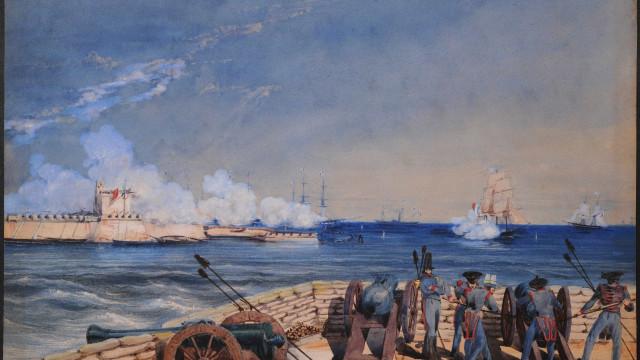 Museu Imperial do RJ ganha pintura rara de 1838