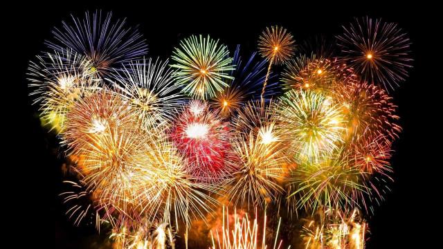 As primeiras celebrações do Ano Novo pelo planeta