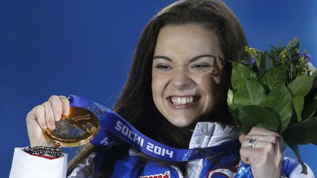 Patinadora artística russa pode perder ouro olímpico de 2014