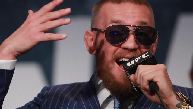 Conor McGregor teme sofrer com lesões  cerebrais no futuro