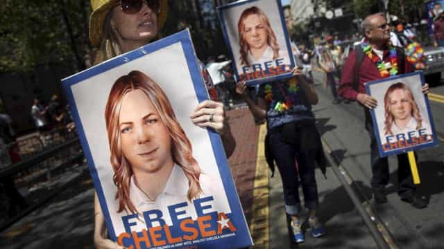 Obama estuda comutar pena de Chelsea Manning