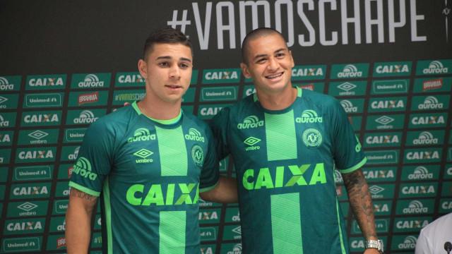 Chapecoense apresenta elenco oficial para a temporada 2017; veja lista