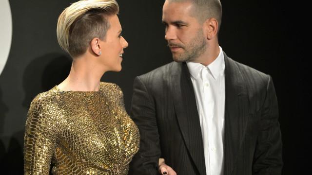 Scarlett Johansson se separa após 2 anos de casamento