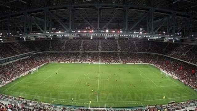 Atlético-PR não inscreve jogador na Liberta