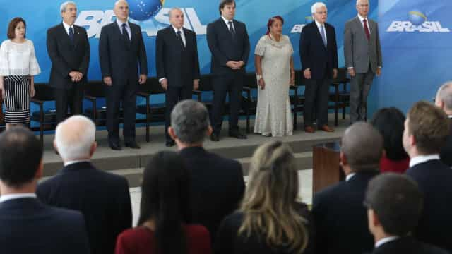 Temer nega relação entre nomeação de Franco e foro privilegiado