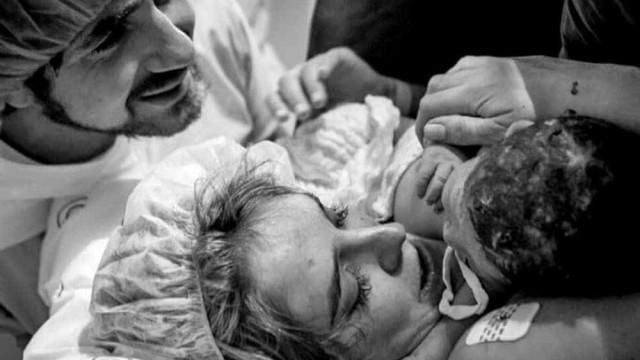 """Andreoli fala sobre chegada do filho: """"Emocionado"""""""