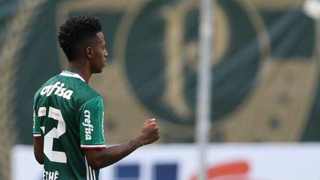 Eduardo Baptista quer Tchê Tchê diferente no Palmeiras
