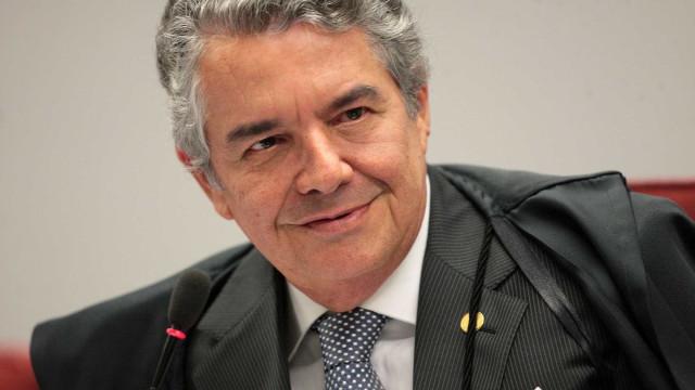 Marco Aurélio critica prisões  e diz que Cunha 'já foi crucificado'