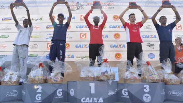 Quenianos vencem Meia Maratona de São Paulo; brasileiros são vice