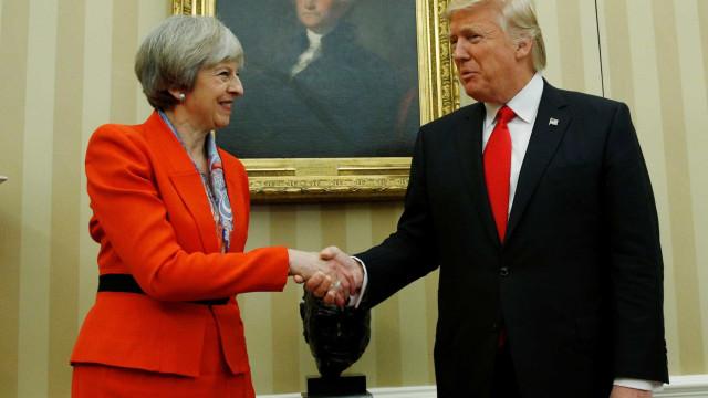 Parlamento britânico debate sobre  petição contra visita de Trump