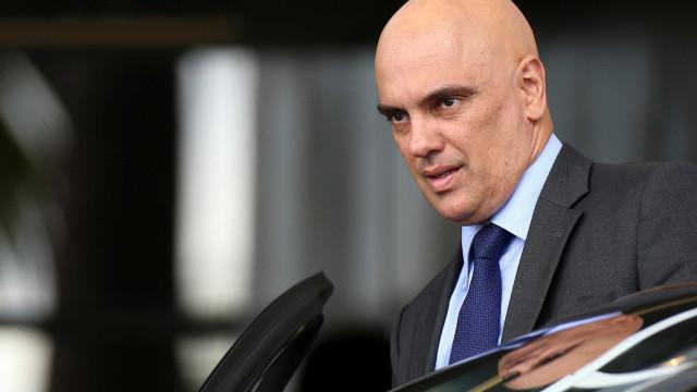 Alexandre de Moraes tomará posse no STF em 22 de março