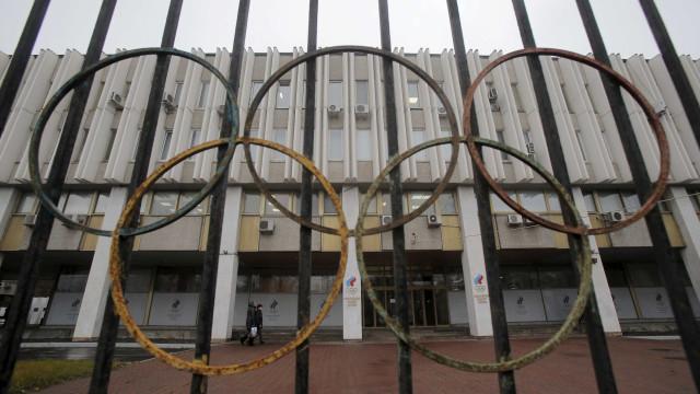 COI: Wada não tem muitas provas contra  atletas russos