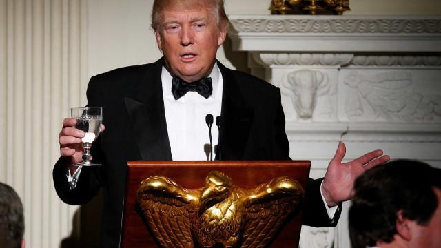 Trump: Hollywood é obcecada  por política e não organizou Oscar