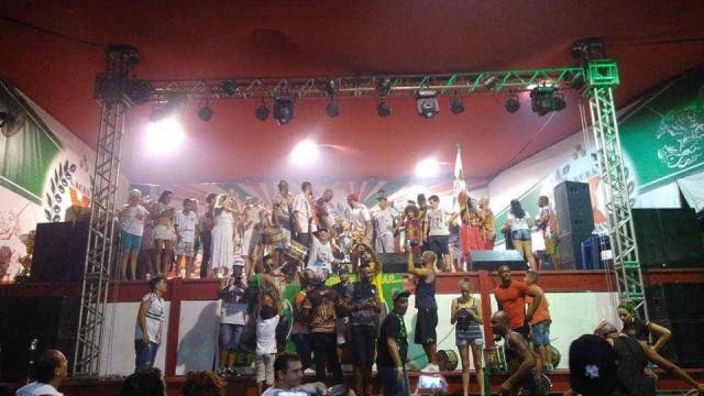 X-9 Paulistana é a campeã do Grupo de Acesso do carnaval de SP