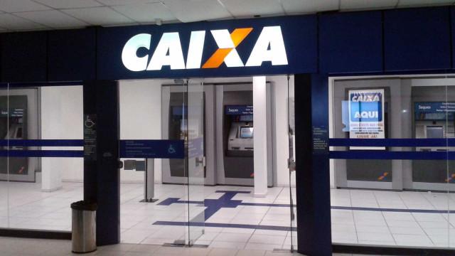 Agências da Caixa no Rio tiveram  movimento tranquilo neste sábado