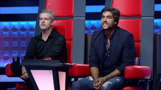 "Leo lamenta nova fase do 'The Voice Kids' sem Victor: ""É estranho"""