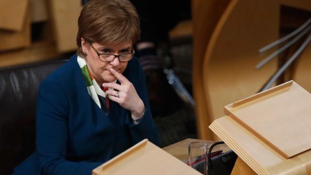 Líder escocesa pedirá um novo  referendo de independência