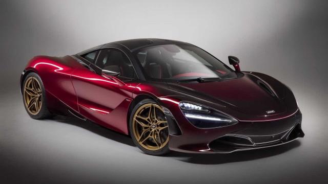Conheça o hipercarro da McLaren que será lançado em 2019