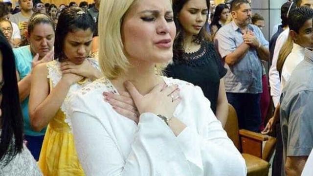 Andressa Urach sobre republicação de ensaio nu: 'Afronta à minha fé'