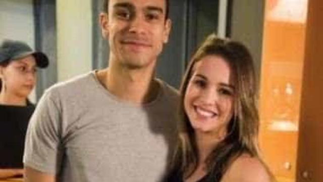 Atores de 'Malhação' esnobam fãs:  'Vem dar beijo na gente suados'