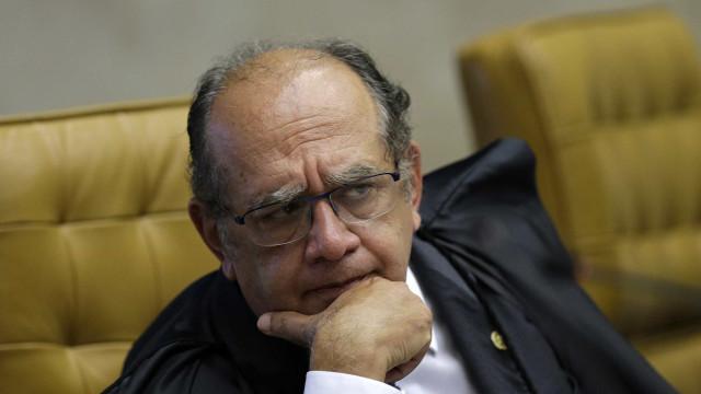 Eleição indireta é única opção se  chapa for cassada, diz Gilmar