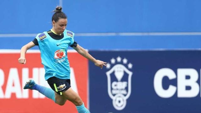 Letícia e Jucinara estreiam na seleção brasileira contra a Bolívia