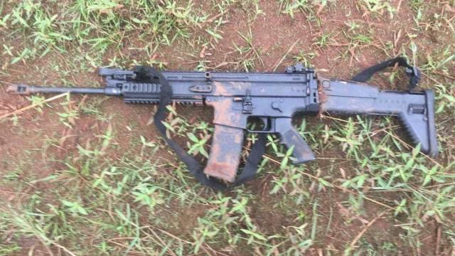 PF mata seis no Paraná em  confronto com ladrões de banco