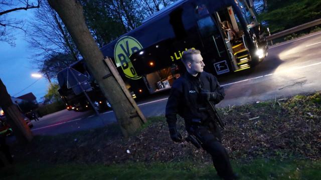 Jogadores do Dortmund estão em estado de choque, diz goleiro