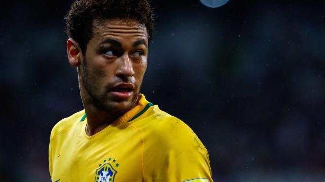 """Neymar revela sonho de jogar no Flamengo: """"Maracanã lotado..."""""""