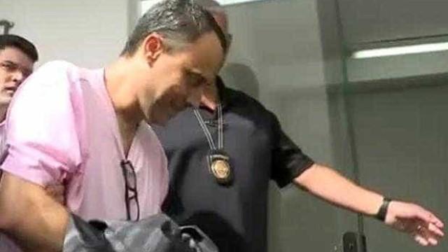 Ex-chefe da Receita Municipal de SP volta a ser preso
