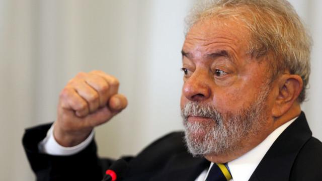 Lula quer impedir uso de imagens de  condução coercitiva em filme