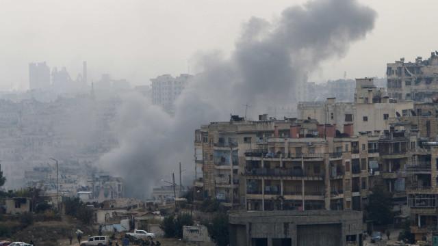 Explosão em Aleppo deixa pelo menos 6 mortos e mais de 30 feridos