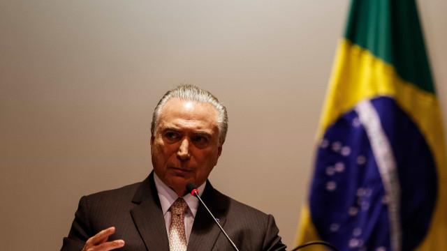 Temer diz que só 'eleições livres'  resolverão crise na Venezuela