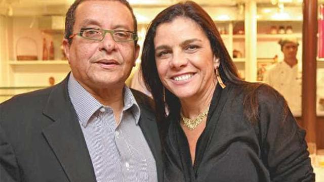 João Santana e Mônica Moura  depõem no TRE da Bahia