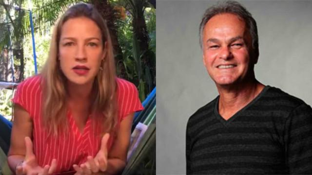 Kadu Moliterno processa Luana Piovani após atriz citar agressões
