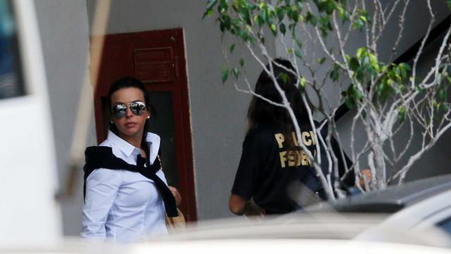 PGR recorre para anular prisão domiciliar de Adriana Ancelmo