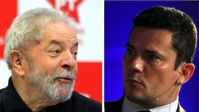Ação de Lula contra Moro será  julgada na próxima quinta