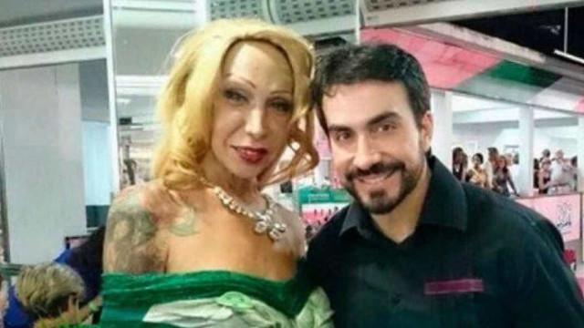Travesti famosa por foto com Padre Fábio de Melo morre aos 56 anos