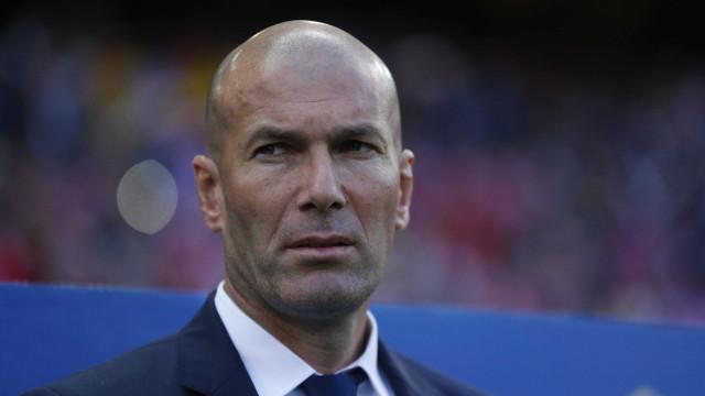 'Ainda sou juventino', diz Zidane após classificação