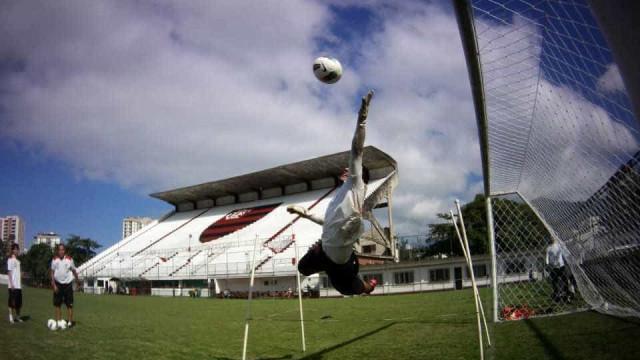 Prefeitura do Rio vai liberar construção do estádio do Fla na Gávea