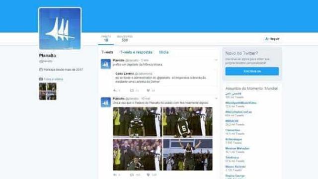 Planalto perde domínio no Twitter e Temer vira alvo de piadas