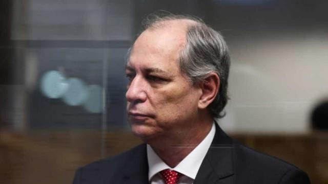 Lula cresce porque é, em parte, perseguido, diz Ciro Gomes