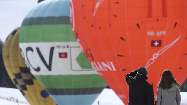 FAB alerta para risco de balões no espaço aéreo