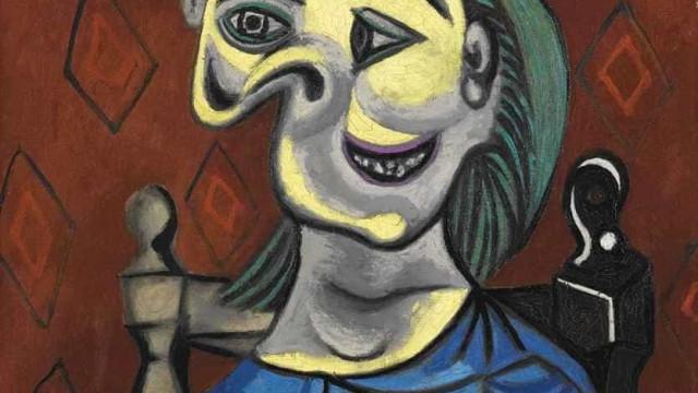 Quadro de Picasso é vendido por  US$ 45 milhões nos EUA
