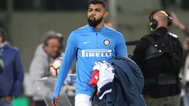 Chilique de Gabigol pode selar saída do jogador da Inter de Milão